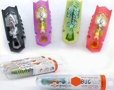 HEX BUG MICRO ROBOTIC CREATURES(ANY 3 FOR £10.99) OR £4.25 EACH