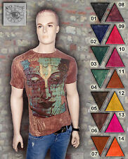 NO TIME - Shirt Puzzle Face Gesicht- Streetwear -Clubwear - Shirtwave