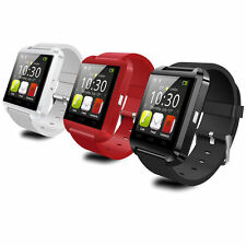 U8 Bluetooth Sport Smart Wrist Watch Phone For IOS Android IOS iphone 4 4S 5S 5C