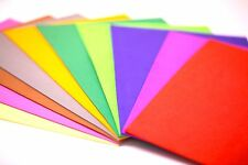 A4 Funky Foam Sheets Kids Children Craft Multi Colours & Size Packs