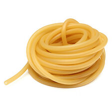 1/5/10M Natural Latex Rubber Tube Band for Slingshot Elastic Part 3x5mm / 6x9mm