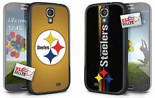 Pittsburgh Steelers Hard Case TWO PACK for Samsung Galaxy S5, S4 or S4 Mini