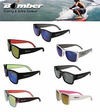 Bomber Floating GOMER Sunglasses Mens Womens Designer Shades Surfing Beach Wear