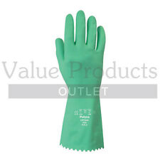 Polyco Optima Natural Rubber Gloves - Household Washing Up Cleaning Kitchen