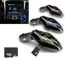 LCD Car MP3 Player Wireless FM Radio Transmitter SD USB Charger For Mobile Phone