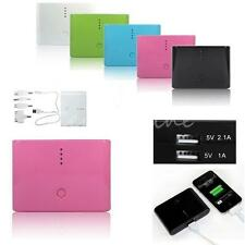12000mAh Externe Portable Batterie Chargeur Pr iPhone 5 5S Galaxy S4 S3 HTC SONY