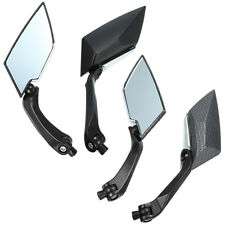 Adjustable Moto Rearview Rear View Side Mirror 8/10 mm for Honda Yamaha Suzuki