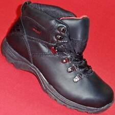 NEW Boys Youth SONOMA RYKER Black Hiking Casual Comfort Winter Shoes/Boots