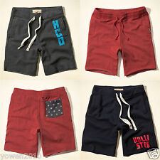 Hollister by Abercrombie Men's Sweat Shorts Athletic Lounge Sport Fleece Classic