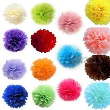 Paper Pom Poms For Birthday Shower Party Wedding Annual Dinner Home Decoration
