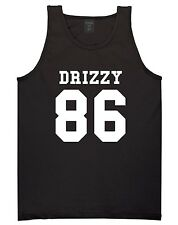 Kings of NY Drizzy Team 86 Tank Top T-Shirt Drake Trophies Worst Jersey Ovo NYC