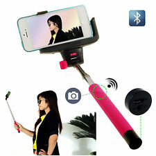 Wireless Bluetooth Remote Extendable Selfie Monopod Stick For Android IOS PHONE