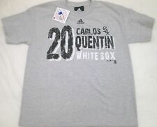 Chicago White Sox MLB Carlos Quentin Youth T-Shirt Grey