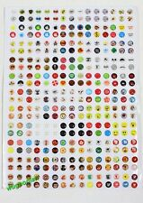 330PCS Home Button Sticker Protector for iPhone 3GS 4/4S 5/5S 5C iPad iTouch
