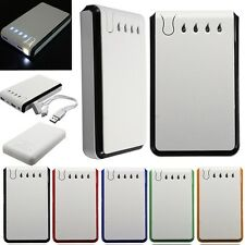 15000mAh Portable Power Bank Externe Batterie Battery Chargeur Akku Pr Téléphone