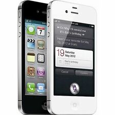 Apple iPhone 4s - 16GB FACTORY UNLOCKED Smartphone in White or Black