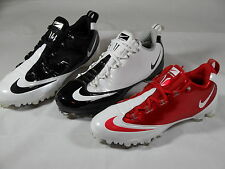 New Mens Nike Air Zoom Vapor Carbon Fly TD Football Cleats Black White Red
