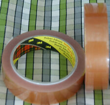 2pk Scotch Easy Tear Clear Tape from 3M either 25 mm or 38 mm wide x 66 m length