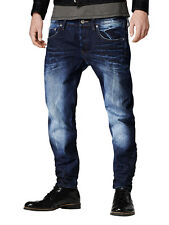 G-Star Medium Aged 3301 Low Tapered Wisk Jeans