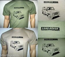 Land Rover 110 Shirt Defender 90 One Ten Color Choice In 5 Sizes