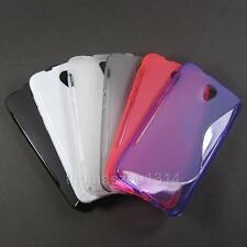 Soft TPU Gel Case Cover Skin Pouch For Alcatel One Touch Idol 2 OT 6037K 6037Y