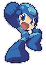 Megaman Rockman Game Nintendo Anime Car Window JDM Decal Sticker 001