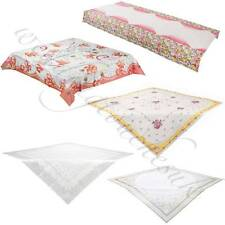 Shabby Chic Luxury Table Covers Vintage Style Tea Party Accessories Hen Party