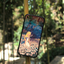iPhone Case Stay Weird Alice in Wonderland for iPhone 4s iPhone 5s and iPhone 5c