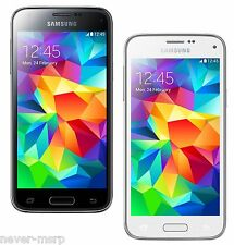 "Samsung Galaxy S5 Mini SM-G800H (FACTORY UNLOCKED) 4.5"" - Black/Blue/White/Gold"