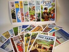 Vintage Ladybird Book Covers Postcards New