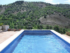 -CHARMING COTTAGE IN SPAIN, PRIVATE POOL, 1 HOUR FROM MALAGA,TV &  WiFi STUNNING