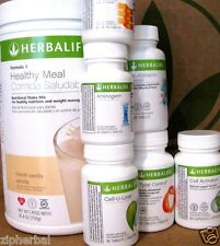 HERBALIFE ULTIMATE PROGRAM W/ THERMO BOND &EX. SHAKE OPTIONS. PRALINES AND CREAM