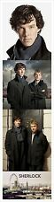 SHERLOCK BENEDICT CUMBERBATCH  BOOKMARKS, COASTERS, FRIDGE MAGNETS & KEYRINGS