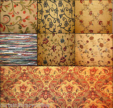 Luxury-Contemporary-Traditional Designer Tapestry Curtain Fabric-150 cm Wide