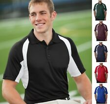 BADGER SPORT Adult Men's B-Dry Hook Performance Jersey Polo BD3344 3344 New!!