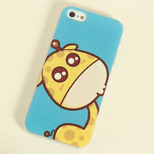 Various Docile Cute Animal Painted Hard Case Cover For Apple iPhone 4 4S 5 5S 5C
