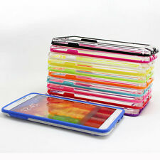 New TPU Bumper Frame Color Hard Rubber Case Cover for Samsung Galaxy Note3 N9000