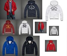 NWT Abercrombie and Fitch Hollister Men's Hoodie Sweatshirt S M L XL 2XL