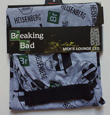 Mens Official BREAKING BAD HEISENBERG Pyjama Lounge Pants from PRIMARK