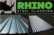 BOX PROFILE & CORRUGATED ROOFING SHEETS Galvanised Steel/Metal/Tin Roof Cladding