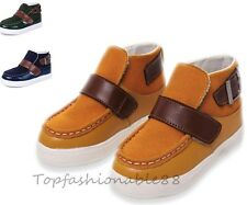 New kids children Boots boys Shoes casual Sneakers Boots for boys Autumn