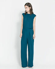 ZARA OPEN-BACK JUMPSUIT XS-L  Ref. 3666/152