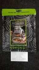 WAYFAYRER CAMPING FOOD,COMPLETE MEAL READY TO EAT HOT/COLD BEANS & BACON/SAUSAGE