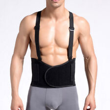 Breathable Lower Back/Lumbar Brace, Support Belt, Work Safety, Weight Lifting