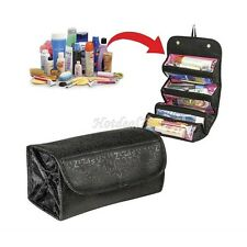 Multifunction Travel Cosmetic Bag Makeup Case Organizer Pouch Toiletry Zip Wash