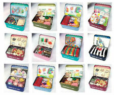 Gifts in a Tin - Novelty Craft Cool Gift - Farm - Train Set - Tea Party