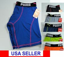 NWT Puma Men's Athletic Fit Boxer Briefs  Shorts Underwear  Select Color Size