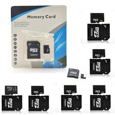 2GB 4GB 8GB 16GB 32GB Class 10 TF Micro SD Flash Memory Card for cellphone Tops