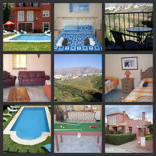 -EARLY BIRD HOLIDAY, SPAIN PRIVATE POOL,SLEEPS 13, GREAT LOCATION NR FUENGIROLA