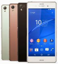 "NEW Sony XPERIA Z3 D6653 LTE (FACTORY UNLOCKED) 20.7MP, 5.2"" , 2.5GHz Quad Core"